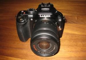 Die Panasonic Lumix DMC 5.