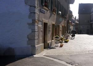 In der Altstadt steppt der Bär.