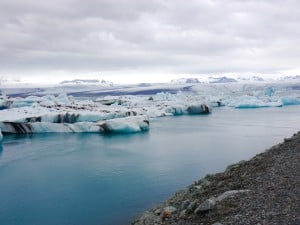 Laut Reiseführer gibts die Lagune erst seit 80 Jahren.